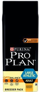 PROPLAN DOG ADULT LARGE ATHLETIC (riche en poulet) 18 KG