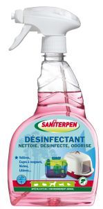 SANITERPEN DESINFECTANT SPRAY 750 ML