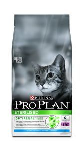 PRO PLAN CAT STERILISED AU LAPIN 10 KG