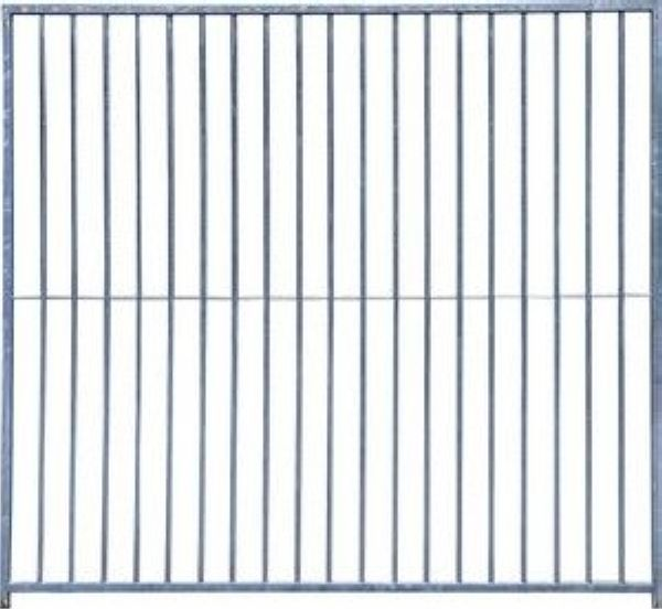 grille chenil barres espac es de 8cm. Black Bedroom Furniture Sets. Home Design Ideas