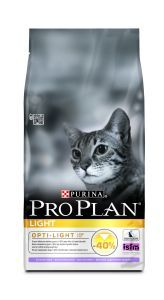 PRO PLAN CAT LIGHT RICHE EN DINDE 10 KG