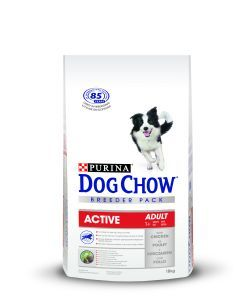 DOG CHOW ACTIVE 18 KG