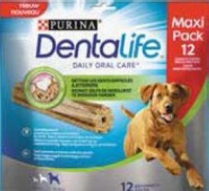 DENTALIFE MAXI - Grand chien (de 25 à 40kg) - 12 batonnets
