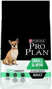 PROPLAN DOG ADULT SMALL & MINI SENSITIVE DIGESTION (riche en poulet) 7 KG