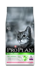 PRO PLAN CAT STERILISED RICHE EN SAUMON 10 KG