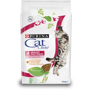CAT CHOW URINARY RICHE EN POULET 10kg