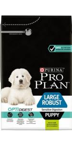 PROPLAN DOG PUPPY LARGE ROBUST (riche en agneau) 18 KG